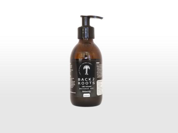 CBD Massage oil - Relaxing